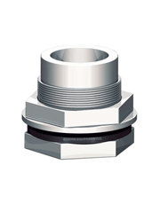 Bucha de Vedação para Caixa de Passagem Eletroduto 2´´ - Zeppini