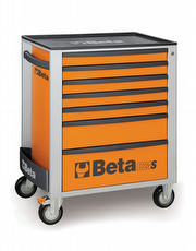 Carro Para Ferramentas com 7 Gavetas C24S - Beta