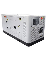 Gerador de Energia à Diesel - 40 KVA - Cabinado - 380V Trif - TDMG40SE3 - Toyama
