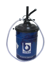 Bomba Manual para Óleo 24 Litros - Bozza