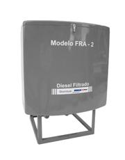 Filtro Prensa para 2 Bombas - FRA2