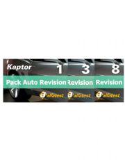 Cartão Pack Auto Revision