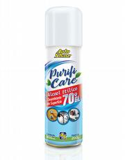Álcool 70 Spray Higienizador de Superfícies - Autoshine