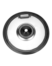 Compactador para Propulsora Pneumática para Graxa Adaptável para Tambores de 200kg - Lupus