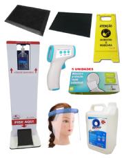 Kit Prevenção e Cuidados com a Saúde