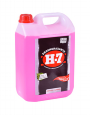 Desengraxante e Removedor para Limpeza Pesada 5 Litros - H7