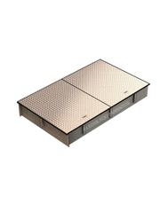Câmara de calçada para caixa separadora de água e óleo ZP-2000 (área não trafegável) - Zeppini