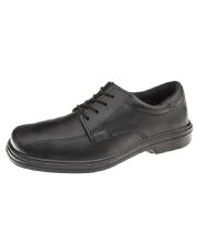 Sapato Social em Couro e Fechamento em Cadarço - Marluvas
