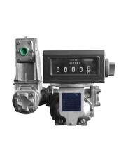 Medidor Registrador Mecânico Inox Separador de Ar - E.S.F. 2