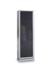 Armário para Ferramentas em Chapa Metálica Uma Porta para Oficina C45 - Beta