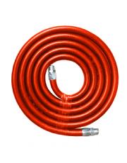 Mangueira Vermelha para Combustível 3/4 5M - Terminais em Alumínio