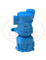 Unidade de Tratamento do Filtro Pluvi-Junior - Reuso de Água de Chuva - Hydro Z / Zeppini