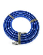 Mangueira Azul para Gasolina ou Diesel 3/4 5M - Terminais em Alumínio - Lubmix