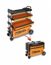 Carro Tipo Trolley Para Uso Geral - C27S - Beta
