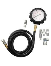 Medidor de Pressão de Óleo com 5 Adaptadores - Planatc