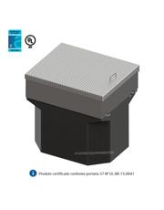 Reservatório de Contenção para Filtro de Óleo Diesel com Câmara de Calçada (Sump de Filtro) - Zeppini