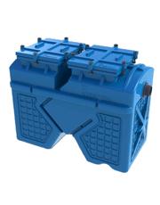 Caixa Separadora de Água e Óleo ZP-2000 - Vazão de 2000 lts/h - Zeppini