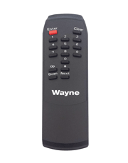 Controle Remoto para Bombas Wayne 3G e Helix