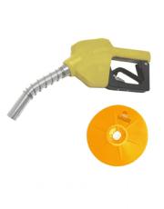 Bico de Abastecimento Automático 1/2 Lupus + Protetor de Respingos / Bolacha para Bico de Abastecimento BRINDE
