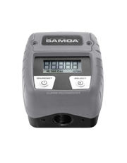 Medidor Digital de Linha em Acetal para Arla 32 E.S.F 1/2´´ Bsp 50Lpm - Lupus
