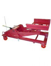 Macaco Hidráulico para Caixas de Câmbio de Caminhões 800kg - Raven