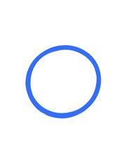Anel de Vedação O-Ring T=4, ID=58.5 - Wayne