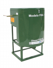 Filtro Prensa para 1 Bomba - FRA1