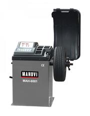 Balanceadora de Pneus com Acionamento Motorizado Aro 10 à 24 MAH-6001 - Mahovi