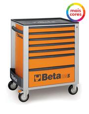 Carro Para Ferramentas com 7 Gavetas - C24S - Beta