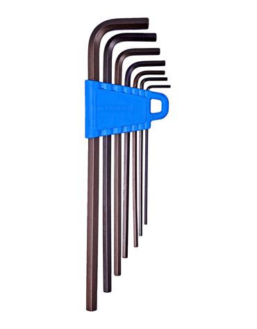 Jogo de Chaves L Hexagonais (allen) Longas 2 à 8mm - Gedore