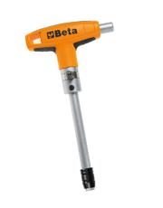 Chave Porta Bits Reversível Longo com Punho em ´´T´´ 855T - Beta