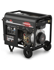 Gerador de Energia à Diesel - 7 KVA - Aberto - 220V Mono - TDG8000CXE - Toyama