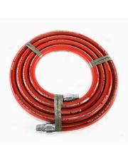 Mangueira Vermelha para Gasolina 3/4 5M - Terminais em Alumínio - Lubmix