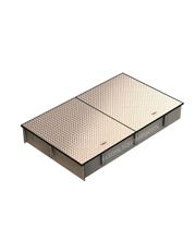 Câmara de calçada para caixa separadora de água e óleo ZP-2000 (área trafegável) - Zeppini