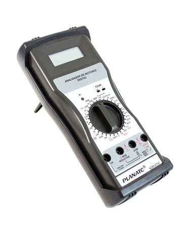 Analisador Digital de Motores Automotivos - ADM-8700 - Planatc