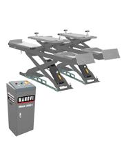 Rampa Pantográfica Tesoura para Alinhamento Automotivo 4,5 Toneladas MAH-3001 - Mahovi
