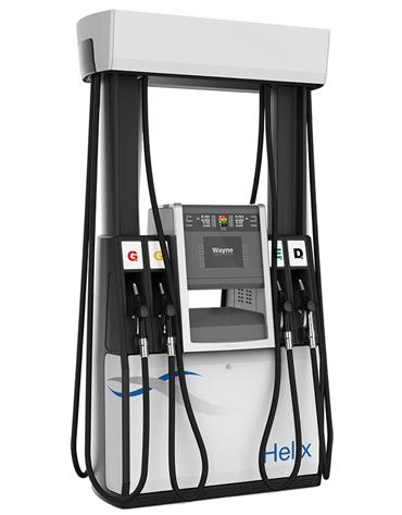 Bomba de Combustível Helix 5000 - WAYNE