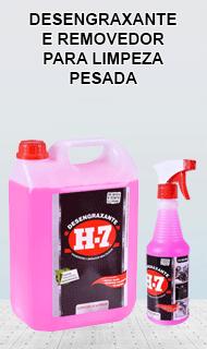 Desengraxante Limpeza Pesada H7