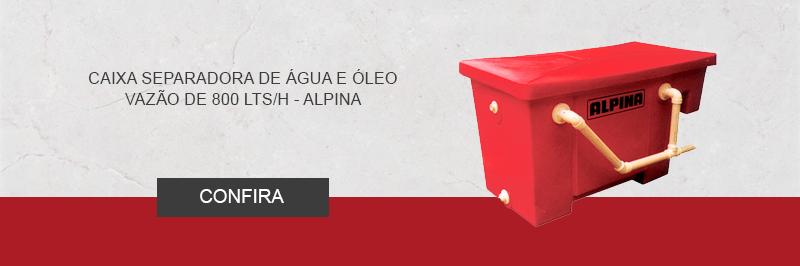 Caixa Separadora Alpina