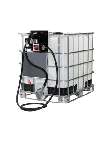 Unidade de Abastecimento de Combustível Elétrica - Leone