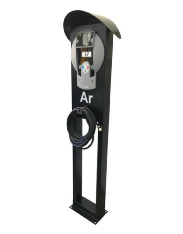 Calibrador Eletrônico de Pneus - Pneutronic 5 com Pedestal - Excelbr