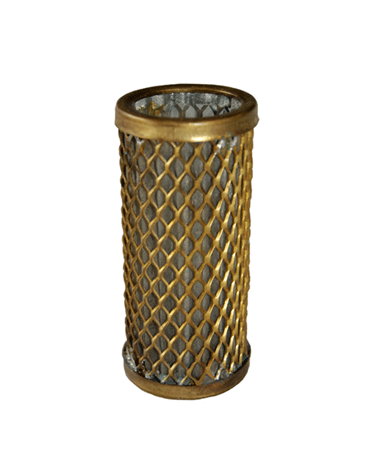 Filtro Tubular em Latão para Bomba de Combustível - Wayne