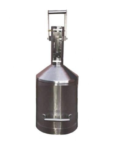 Aferidor Inox para Arla 32 - Capacidade 20 Litros - Jactoil