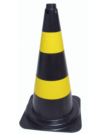 Cone Sinalizador de 75cm