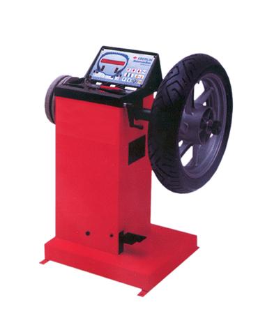 Balanceadora de Rodas Computadorizada - Para Motos
