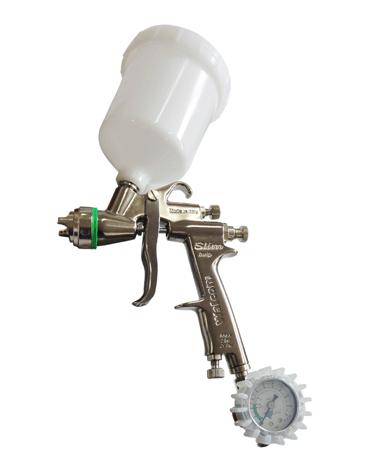 Pistola de Pintura Slim S 1.5 Hte Profissional -  Walcom