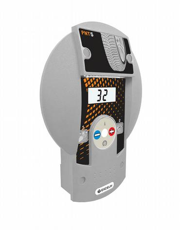 Calibrador Automático Pneutronic PNT 5 - Excelbr