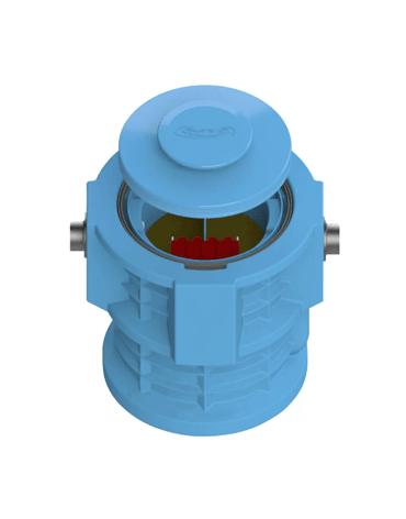 Caixa Separadora de Água e Óleo Starter - Hydro Z / Zeppini