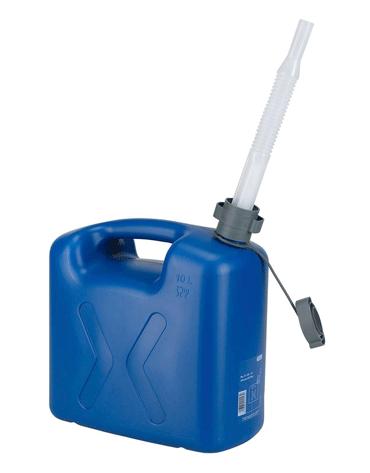 Galão em Polietileno para Água 10 Litros - Bremen