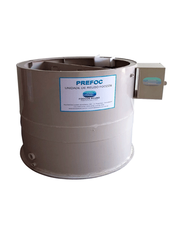 Unidade Recicladora de Água - Prefoc